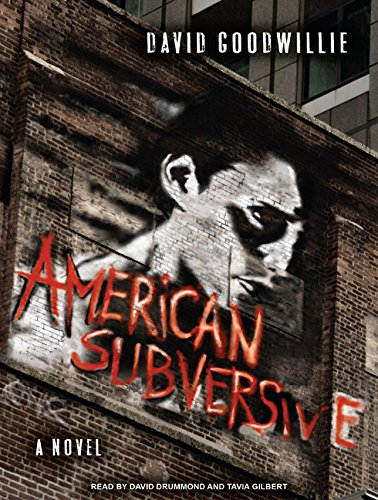 American Subversive (Compact Disc): David Goodwillie