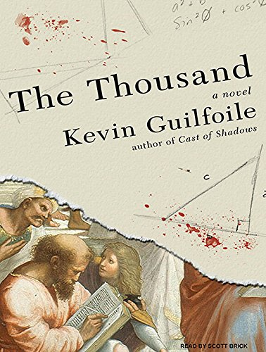 The Thousand (Compact Disc): Kevin Guilfoile