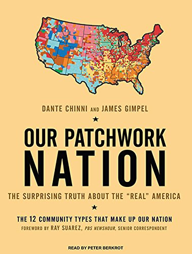 Our Patchwork Nation: The Surprising Truth About the Real America: Dante Chinni, James Gimpel