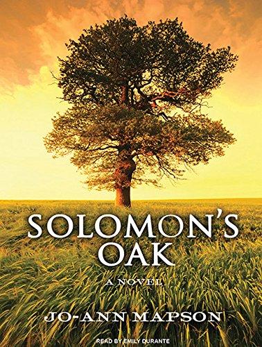 Solomon s Oak: A Novel: Jo-Ann Mapson