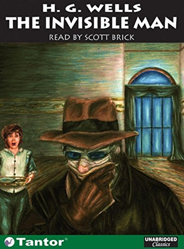 9781400150663: The Invisible Man (MP3 CD)
