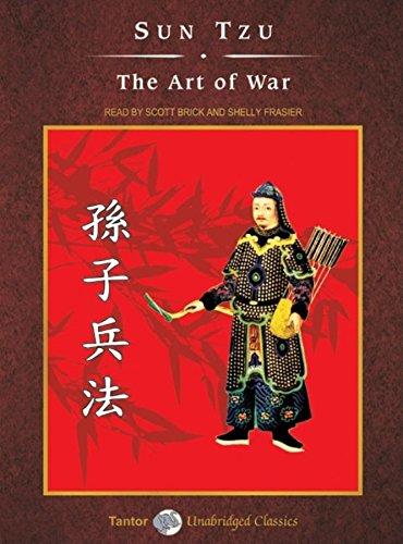 9781400150670: The Art of War (MP3 CD)