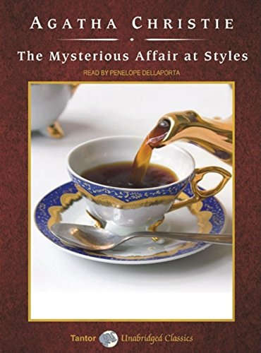 The Mysterious Affair at Styles (Hercule Poirot: Agatha Christie, Penelope