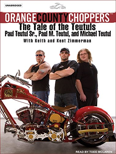 9781400153268: Orange County Choppers: The Tale of the Teutuls