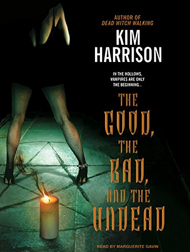 The Good, the Bad, and the Undead: Kim Harrison Aut