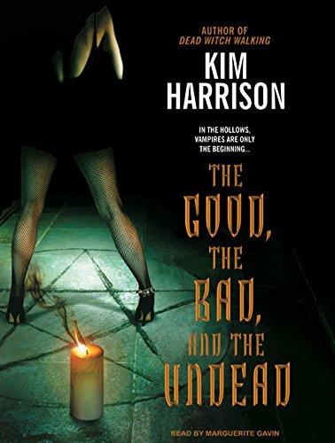 kim harrison dead witch walking pdf