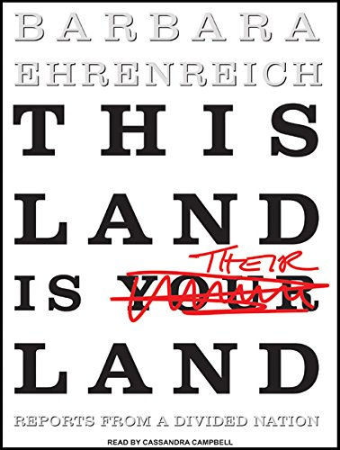 9781400157730: This Land Is Their Land: Reports from a Divided Nation