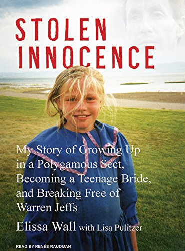 9781400157907: Stolen Innocence: My Story of Growing Up in a Polygamous Sect, Becoming a Teenage Bride, and Breaking Free of Warren Jeffs