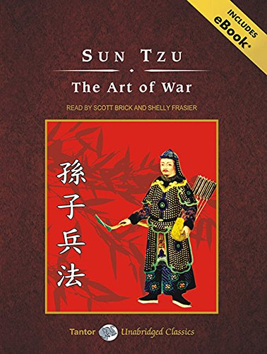 9781400158416: The Art of War, with eBook (Tantor Unabridged Classics)