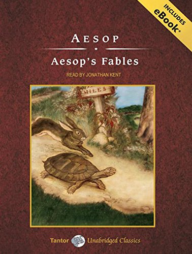 9781400158911: Aesop's Fables, with eBook