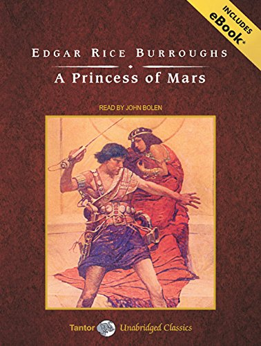 A Princess of Mars, with eBook (Barsoom) (9781400159109) by Edgar Rice Burroughs