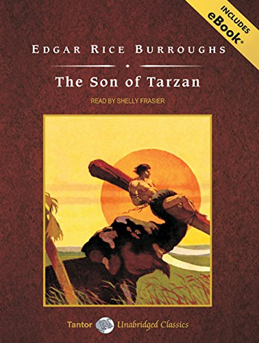 The Son of Tarzan, with eBook (1400159245) by Edgar Rice Burroughs