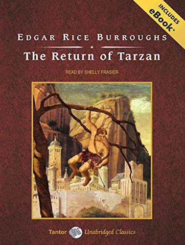 The Return of Tarzan, with eBook (1400159334) by Edgar Rice Burroughs