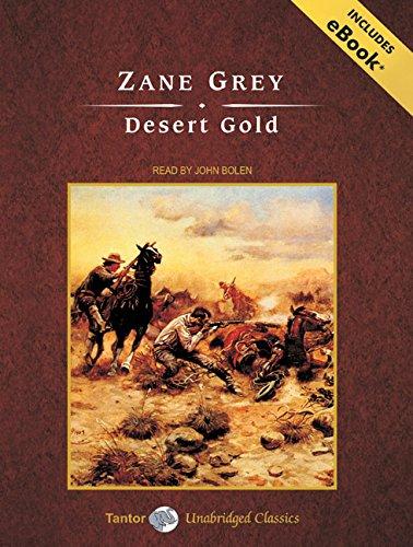 Desert Gold (MP3 CD): Zane Grey