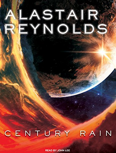 Century Rain (MP3 CD): Alastair Reynolds