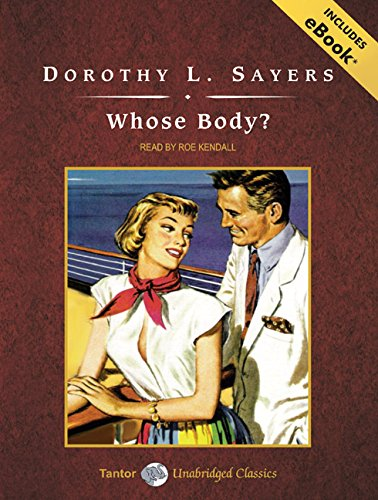 9781400161300: Whose Body? with eBook (Lord Peter Wimsey Mysteries (Audio))
