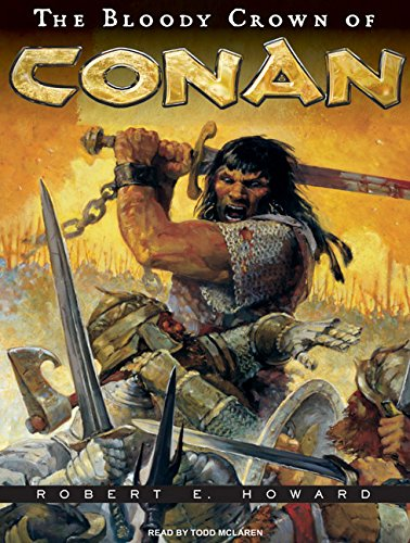 9781400162246: The Bloody Crown of Conan (Conan of Cimmeria)