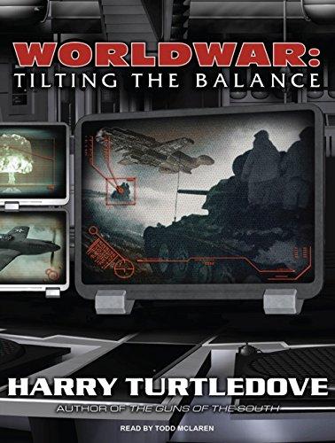 Tilting the Balance (MP3 CD): Harry Turtledove