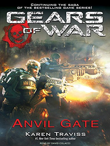 9781400164721: Gears of War: Anvil Gate