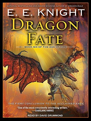 Dragon Fate (Age of Fire): Knight, E. E.