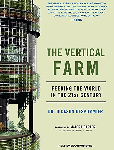 9781400168293: The Vertical Farm: Feeding the World in the 21st Century