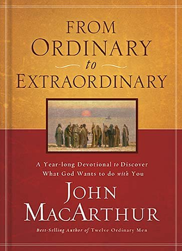 From Ordinary to Extraordinary (9781400202416) by MacArthur, John