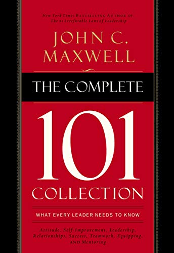 9781400203956: The Complete 101 Collection: What Every Leader Needs to Know