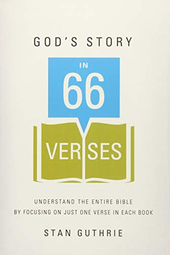 9781400206421: God's Story in 66 Verses
