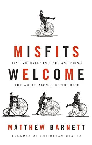 Misfits Welcome (Hardcover): Matthew Barnett