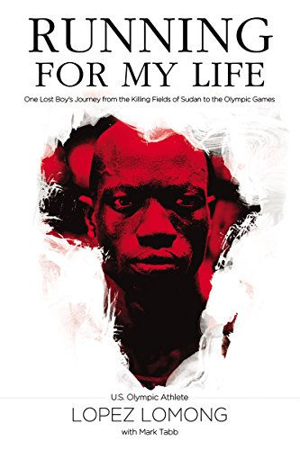 9781400275038: Running for My Life: One Lost Boy's Journey from the Killing Fields of Sudan to the Olympic Games