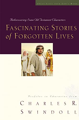 9781400278237: Fascinating Stories of Forgotten Lives (Great Lives Series)