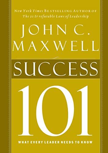 9781400280230: Success 101