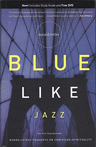 9781400280384: Blue Like Jazz (Special Edition with dvd & study guide)