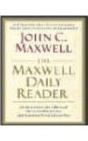9781400280520: The Maxwell Daily Reader: 365 Days of Insight to Develop the Leader Within You and Influence Those Around You