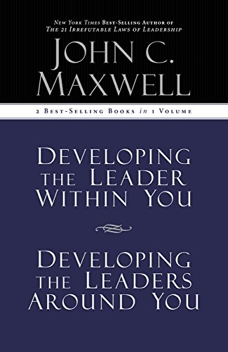 9781400280575: Maxwell 2 in 1 Developing Leaders Around/Within You