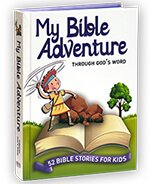 9781400300051: My Bible Adventure Through God's Word: 52 Bible Stories for Kids