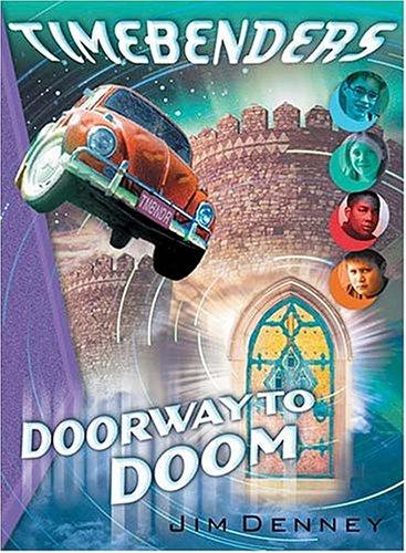 9781400300402: Timebenders #2: Doorway To Doom