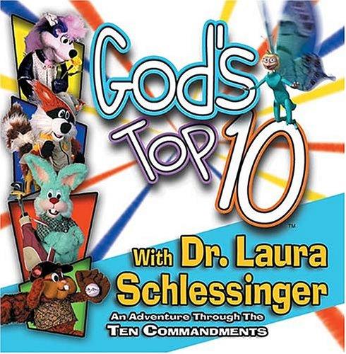 9781400300709: Dr. Laura's God's Top Ten