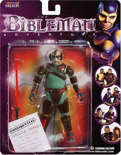 Bibleman Action Figure: Luxor