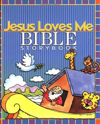 9781400301836: Jesus Loves Me Bible: Storybook