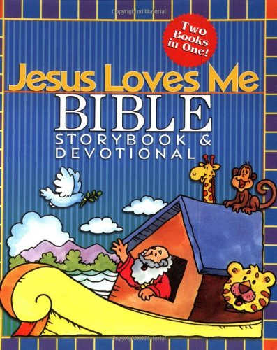 Jesus Loves Me Bible Storybook and Devotional Combo: Abraham, Ken
