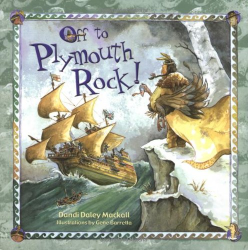 9781400301942: Off to Plymouth Rock