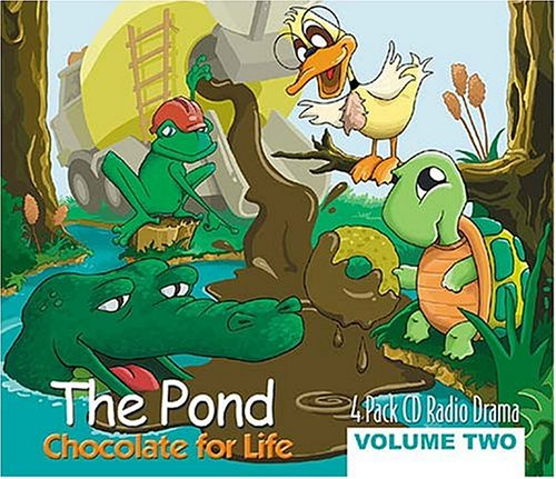 Chocolate For Life: CD 4 pack (The Pond)