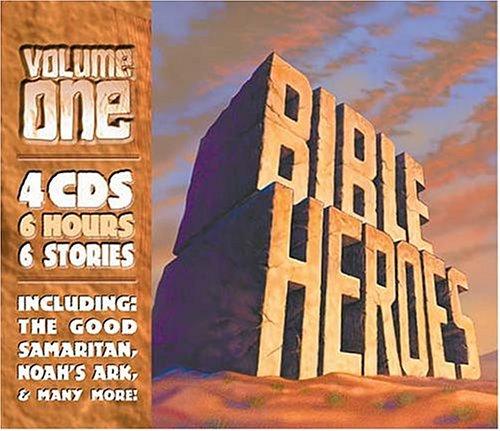 9781400302239: Bible Heroes 1: CD 4pk
