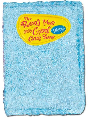 The Real Me Only God Can See (teal): A Diary (1400302579) by Karen Hill
