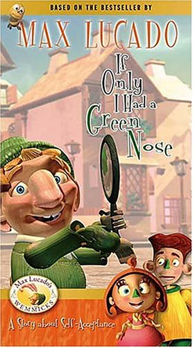 9781400303489: If Only I Had a Green Nose: A Story About Self-acceptance [VHS]