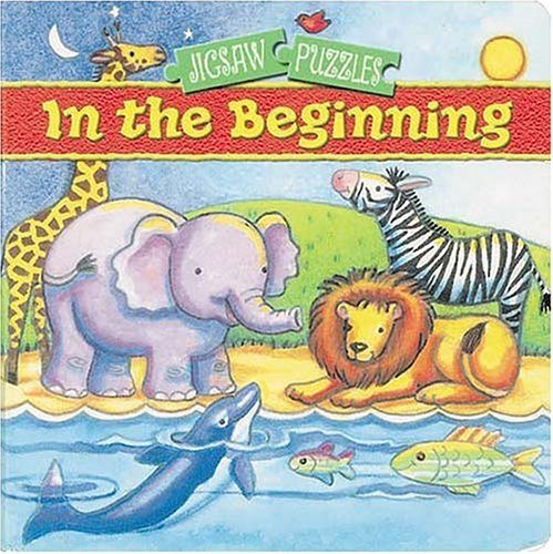 9781400304097: Read and Play: The Story of Creation (Read & Play Board Books)