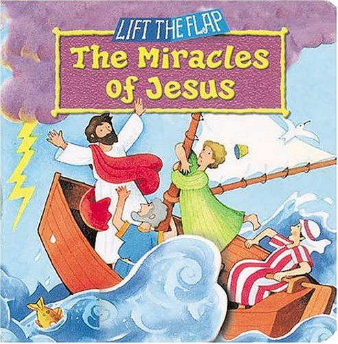 9781400304103: Read and Play: The Miracles of Jesus (Read & Play)