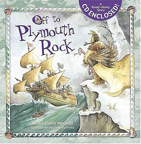 9781400304738: Off To Plymouth Rock!