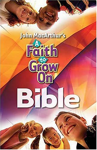 9781400305162: A Faith To Grow On Bible: International Children's Bible
